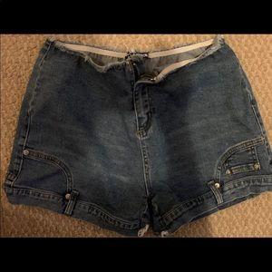 Fashionnova shorts size 9